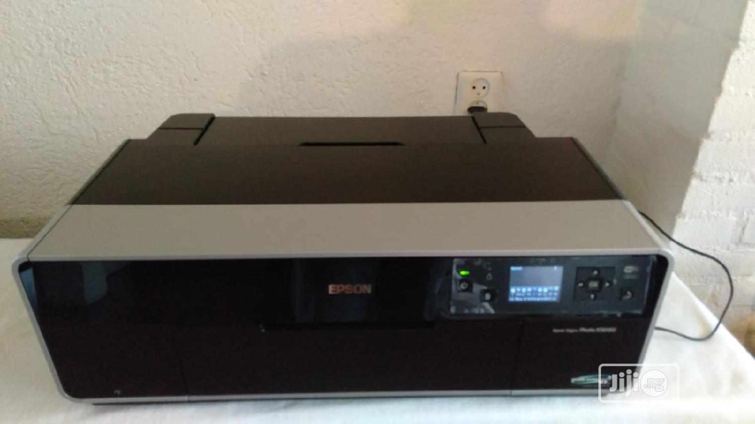 Epson Rseries 3000   Printers & Scanners for sale in Isolo, Lagos State, Nigeria