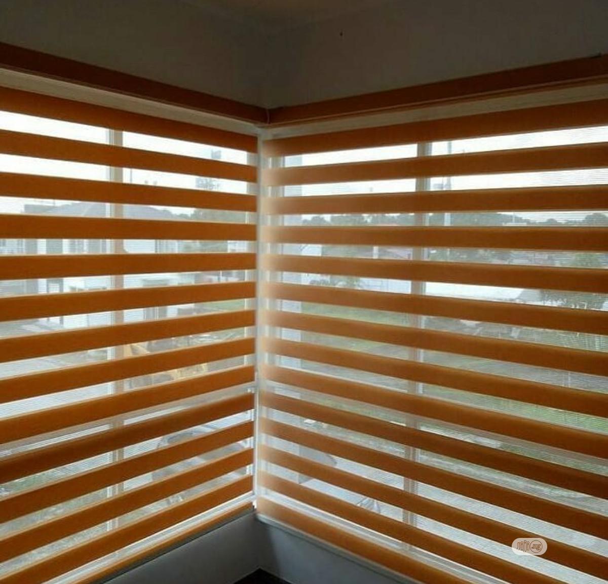 Window Blind Specialist in Abuja. Free Installation