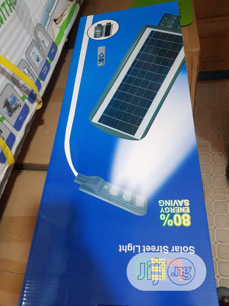 90w All In One Solar Street Light