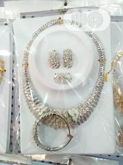 Custom Necklace With Bangle For Women   Jewelry for sale in Abuja (FCT) State, Garki 1
