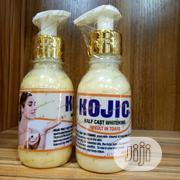 Kojic Half Cast Serum and Lotion | Skin Care for sale in Lagos State, Surulere