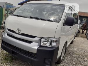 Toyota Hiace Hummer 2012 White | Buses & Microbuses for sale in Lagos State, Ikeja