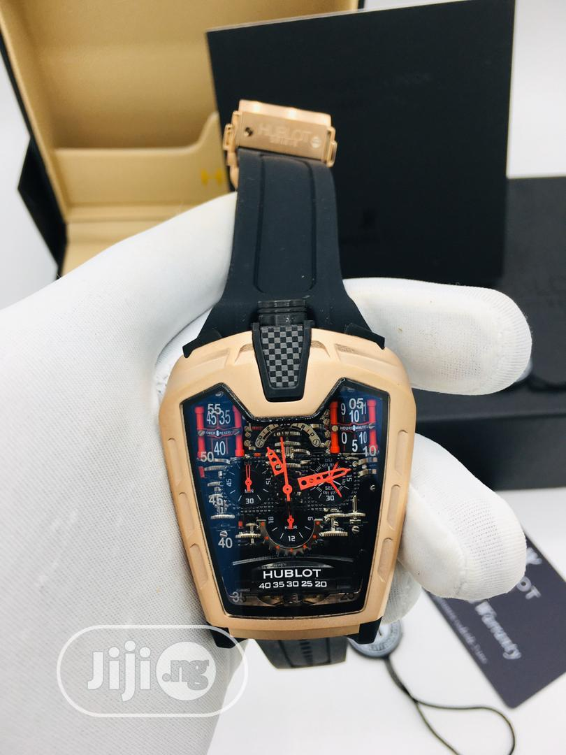 Hublot Ferrari Watch