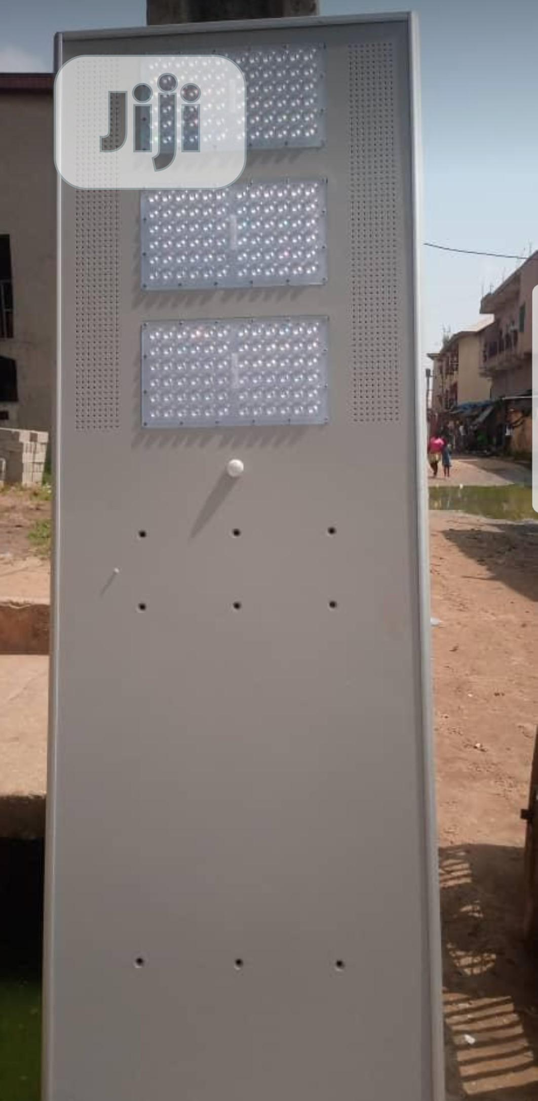 150watt All in One Solar Street Light Is Now Available