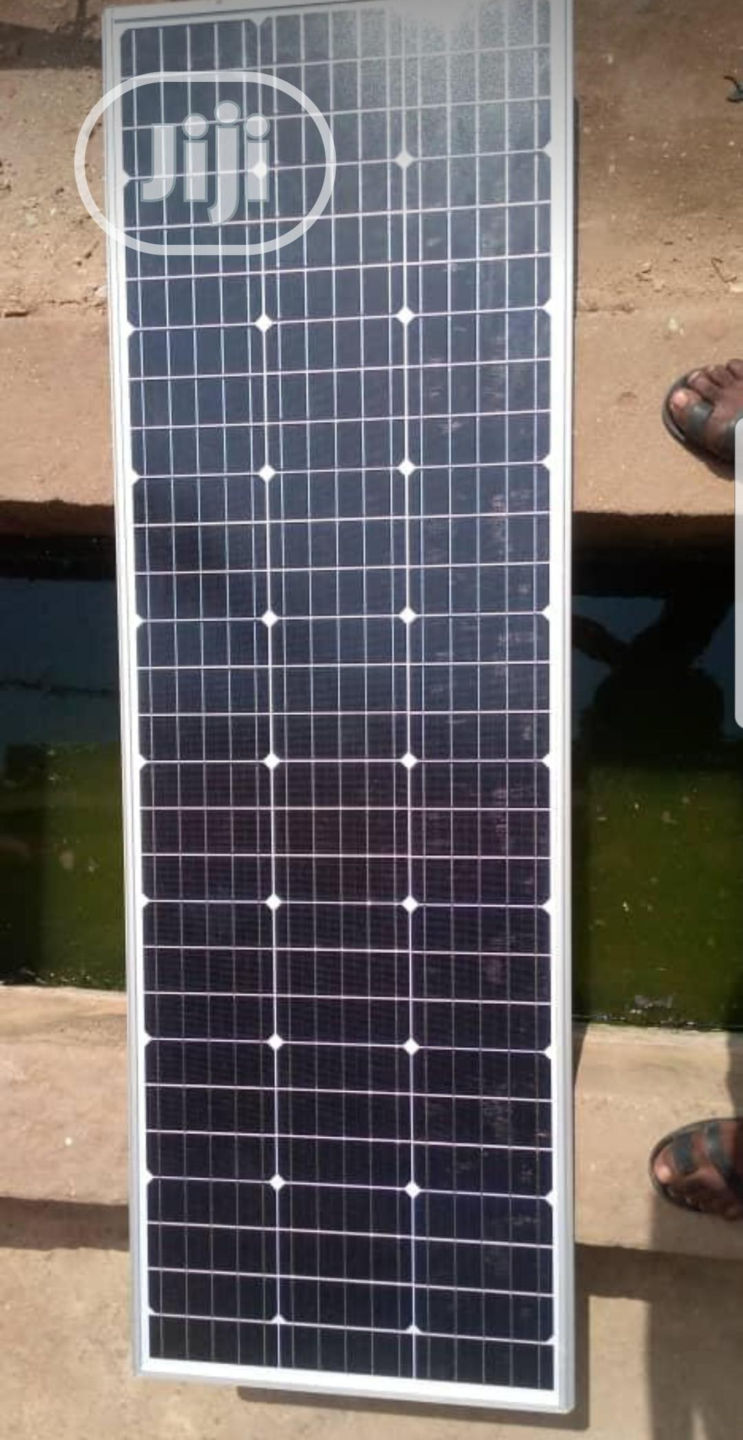 150watt All in One Solar Street Light Is Now Available | Solar Energy for sale in Ojo, Lagos State, Nigeria