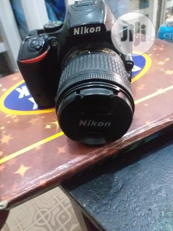 Nikon Camera D5500 | Photo & Video Cameras for sale in Ikeja, Lagos State, Nigeria
