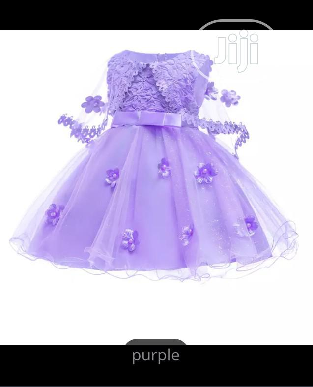 Archive: Princess Cape Birthday Ball Gown Lace Dress