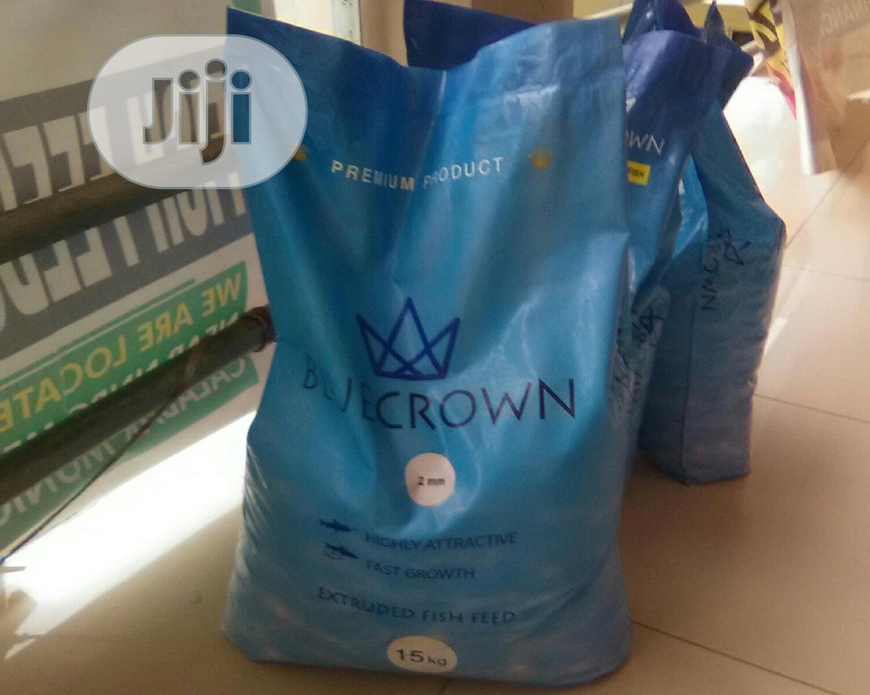 Blue Crown 9mm