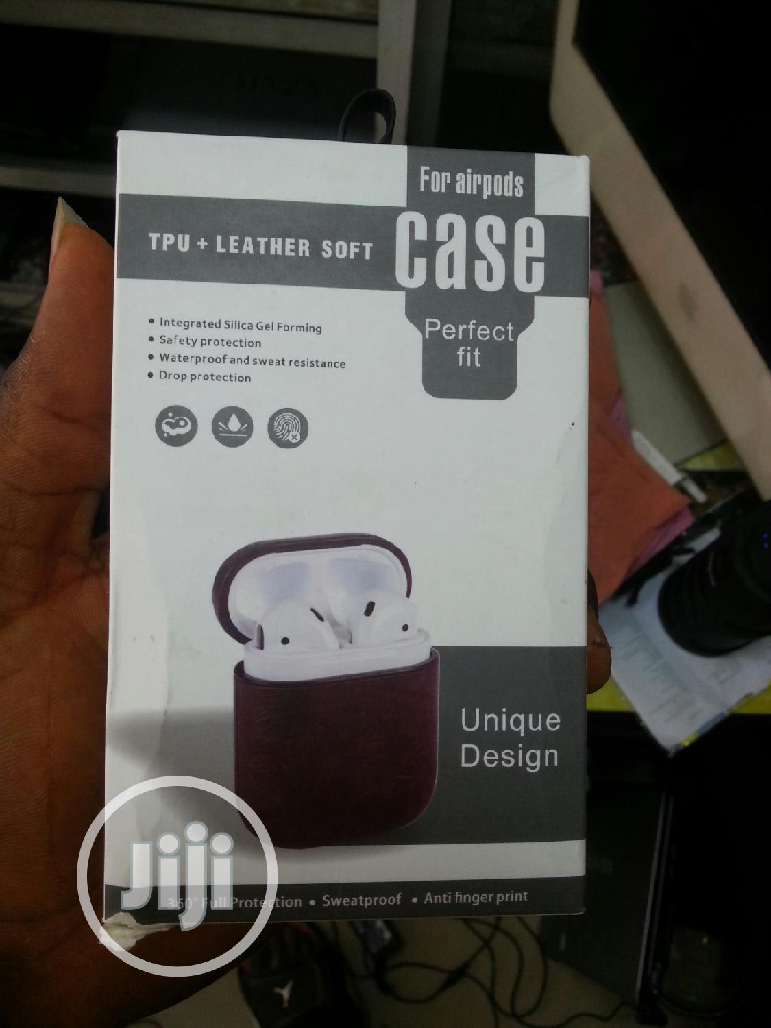 Airpod Case | Accessories & Supplies for Electronics for sale in Ikeja, Lagos State, Nigeria