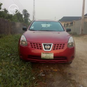Nissan Rogue 2008 SL 4WD Red   Cars for sale in Lagos State, Ajah
