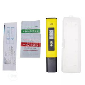 Ph Meter Tester Larger LCD Display For Water Quality ,Aquarium,Pool | Measuring & Layout Tools for sale in Lagos State, Yaba