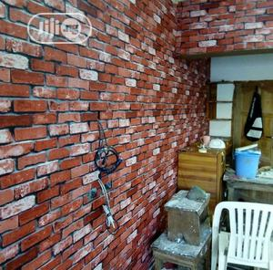 Brick Wallpapers Of All Types Available At Fracan Wallpaper Ltd Abuja   Home Accessories for sale in Abuja (FCT) State, Kubwa