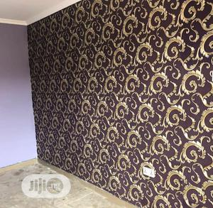 Damask Wallpapers Available. Fracan Wallpaper Limited Abuja   Home Accessories for sale in Abuja (FCT) State, Kubwa