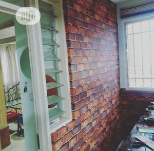 Brick Wallpapers Available at Fracan Wallpaper Limited Abuja   Home Accessories for sale in Abuja (FCT) State, Kubwa