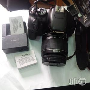 Canon EOS 600D W\Ith 2 Battery Uk Used Camera | Photo & Video Cameras for sale in Lagos State, Ikeja