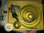 Set Of Hole Saw With Mandrill | Electrical Tools for sale in Lagos State, Lagos Island
