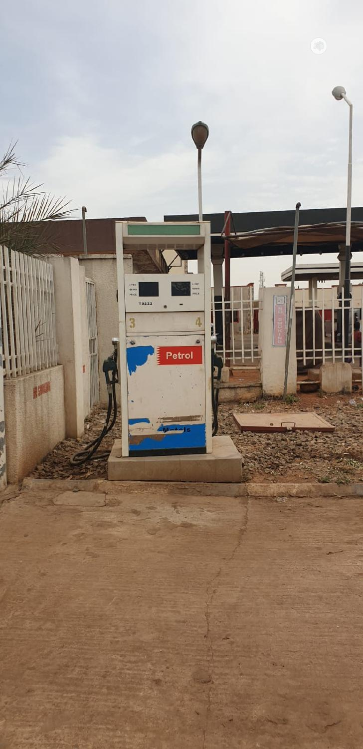 Archive: Filling Station for Sale
