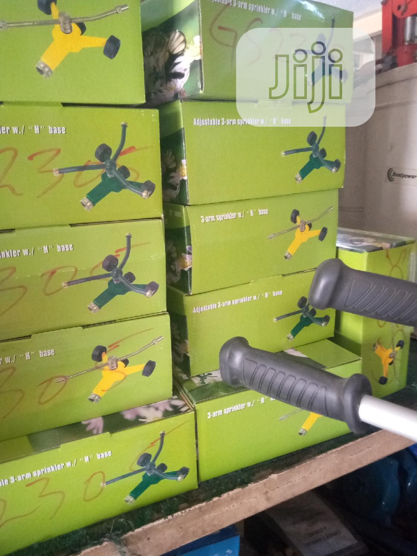 New & Original Water Sprinkler.