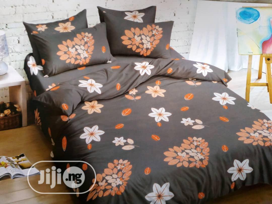 Floral Duvet and Bedsheets