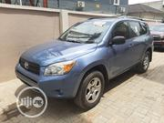 Toyota RAV4 2008 3.5 Sport Blue | Cars for sale in Lagos State, Ikeja