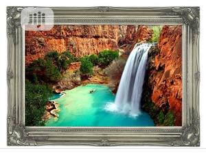 Wall Frame Waterfall | Arts & Crafts for sale in Lagos State, Surulere