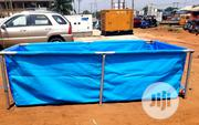 Tough Tarpaulin Fish Pond. | Farm Machinery & Equipment for sale in Delta State, Oshimili South