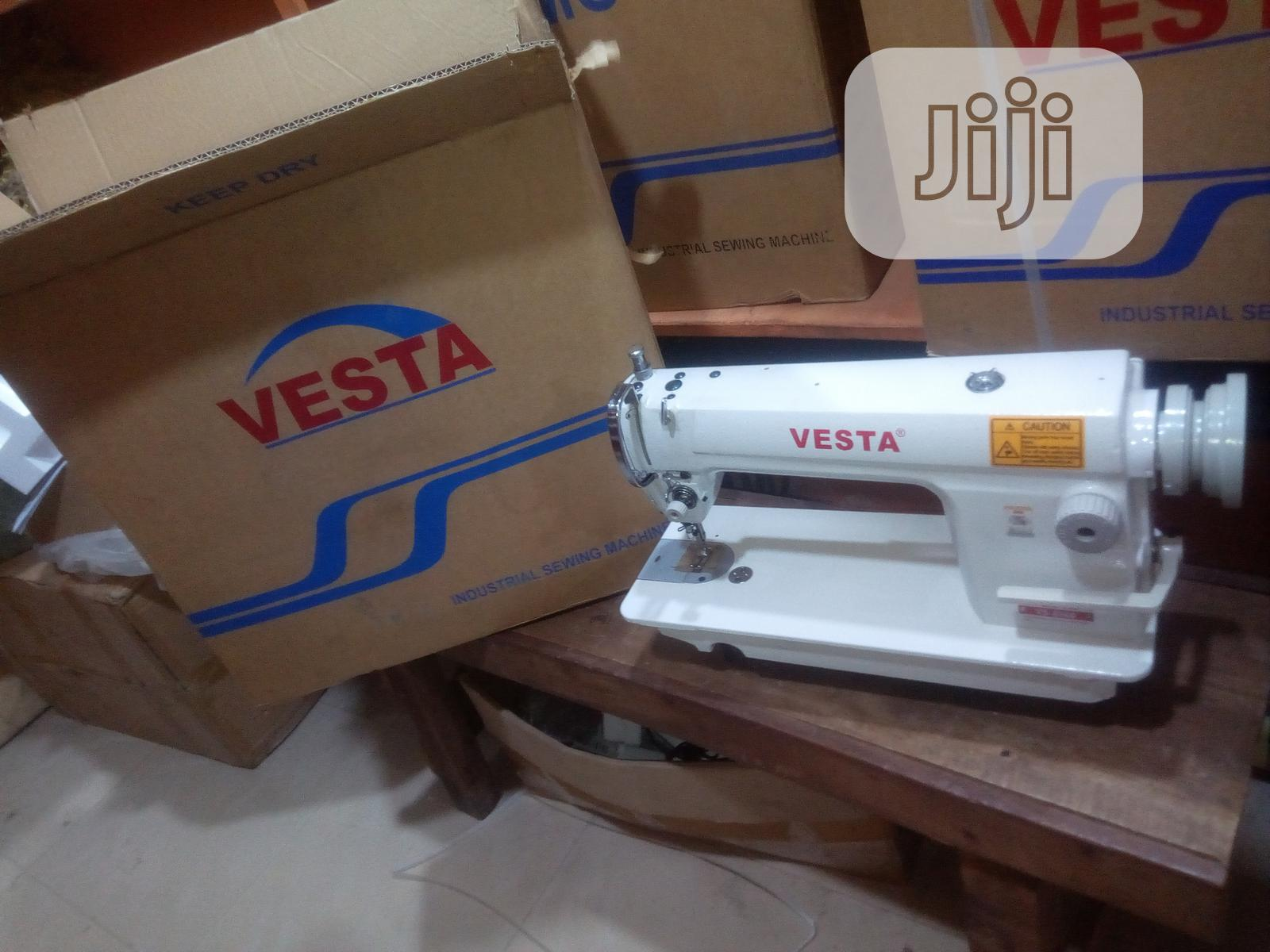 Archive: Vesta Industrial Straight Sewing Machine