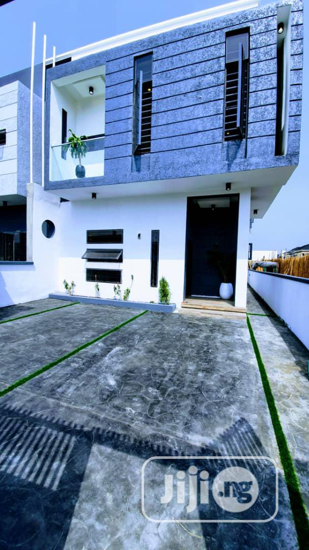 4bedroom Semi Detached Duplex With Boys Quarter