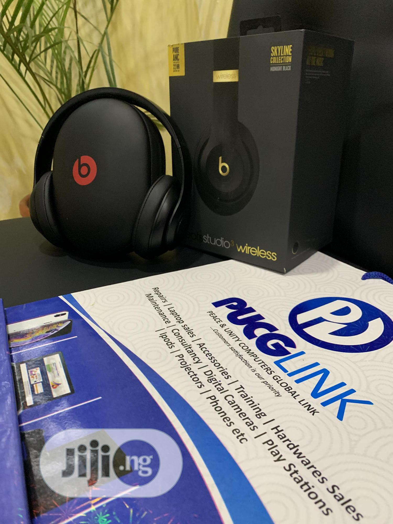 Beats Studio3 Wireless | Headphones for sale in Ikeja, Lagos State, Nigeria