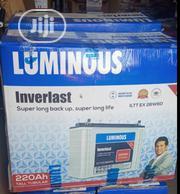 Luminus 220ah 12v Battery Tubular Battery | Electrical Equipment for sale in Lagos State, Ojo