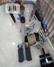 Standing Stepper With Dumbell | Sports Equipment for sale in Gombe State, Dukku