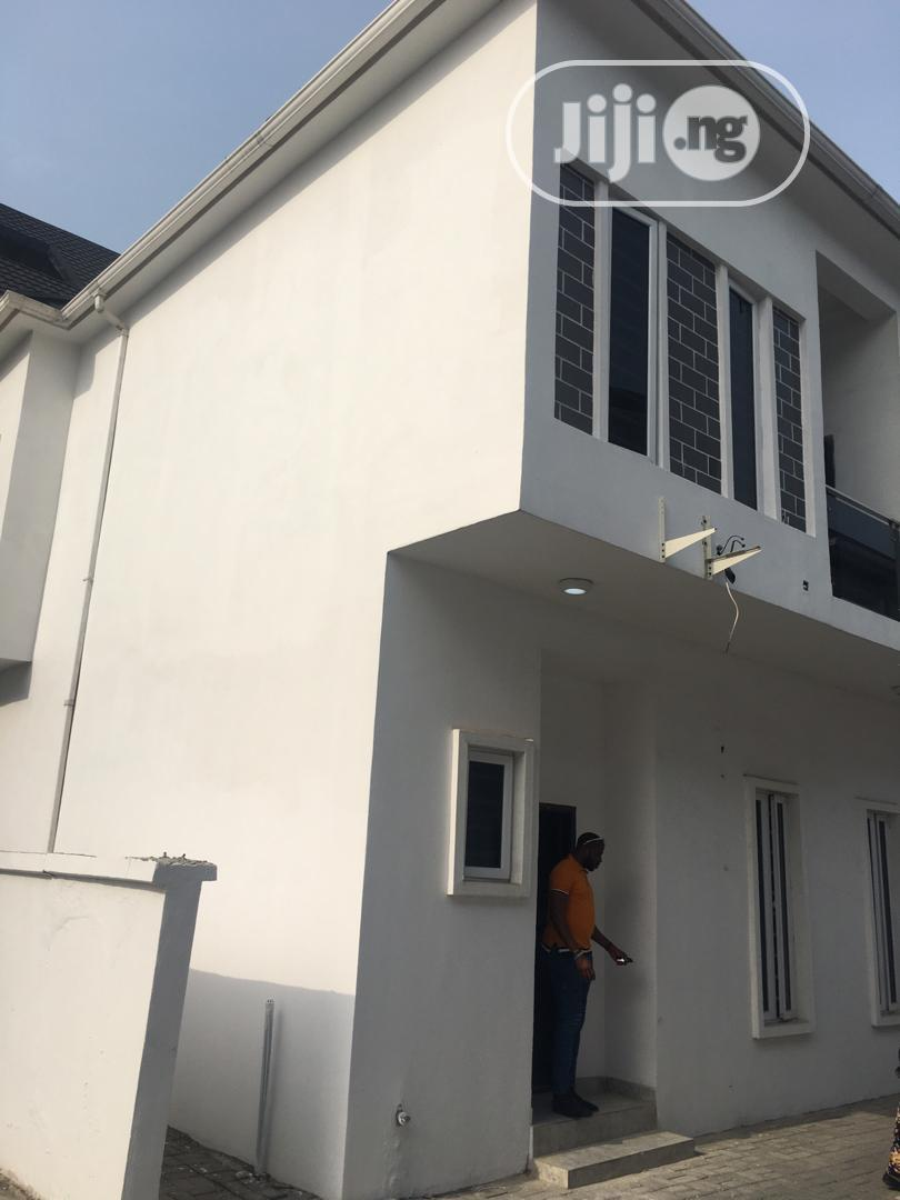 New 5bedroom Fully Detached Duplex For Sale In Ikota Lekki