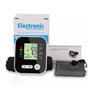 Digital Voice Upper Arm Blood Pressure Monitor | Medical Supplies & Equipment for sale in Abuja (FCT) State, Dei-Dei