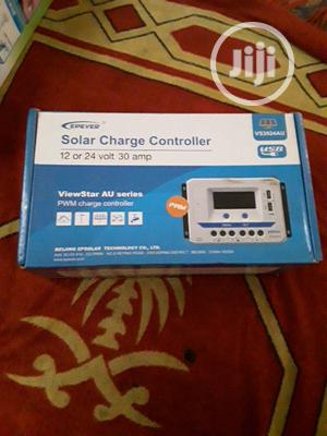 12/ 24V 30A PWM Epever Solar Charge Controller   Electrical Equipment for sale in Ogun State, Abeokuta South