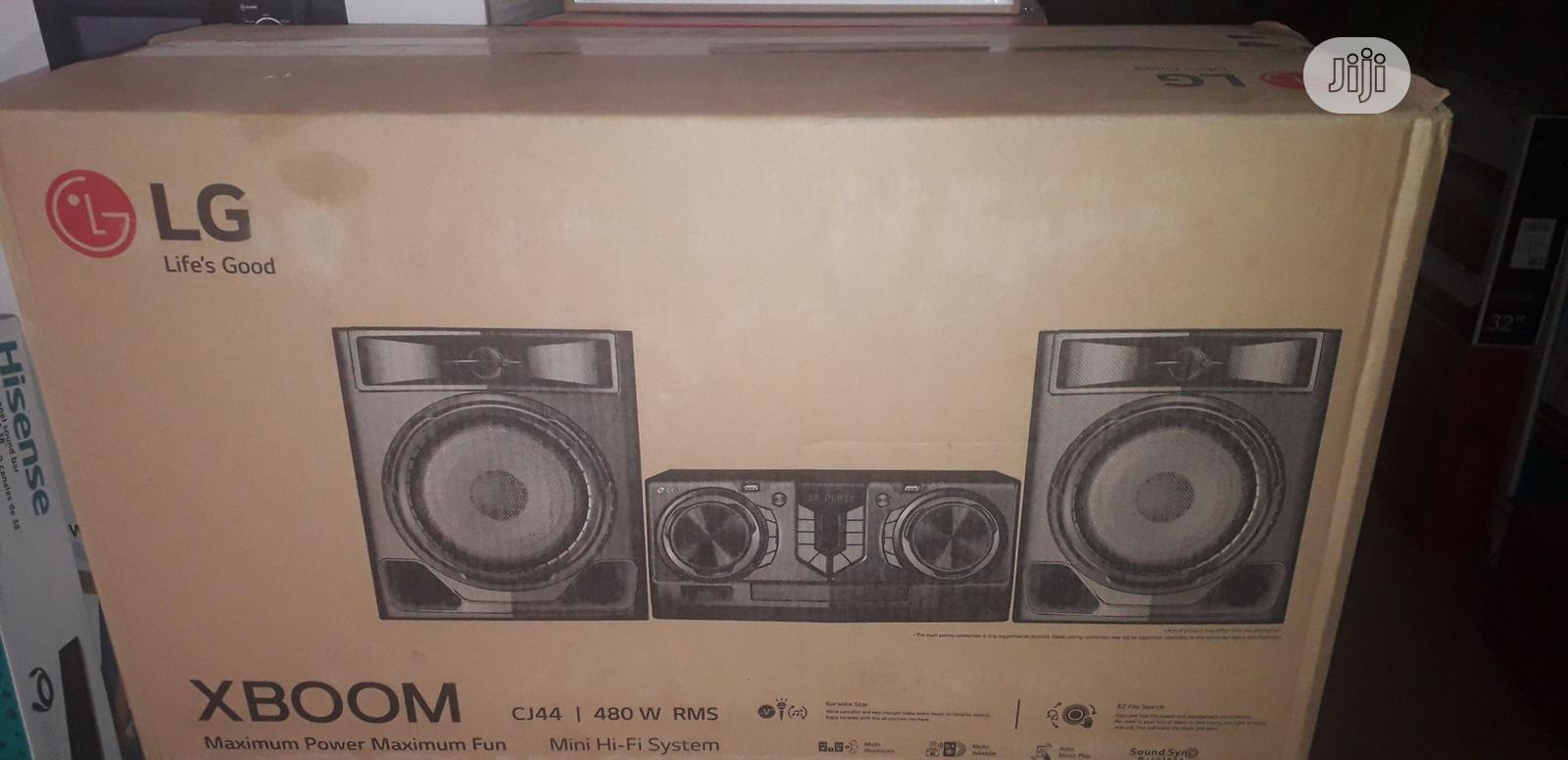 LG Xboom Cj44 | Audio & Music Equipment for sale in Wuse, Abuja (FCT) State, Nigeria