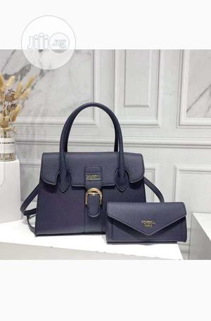 New Nave Blue Female Leather Handbag   Bags for sale in Lagos State, Amuwo-Odofin