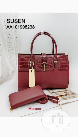 Brow Female Leather Shoulder Handbag | Bags for sale in Lagos State, Amuwo-Odofin