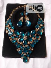 Crystal Glittering Necklace | Jewelry for sale in Lagos State, Amuwo-Odofin