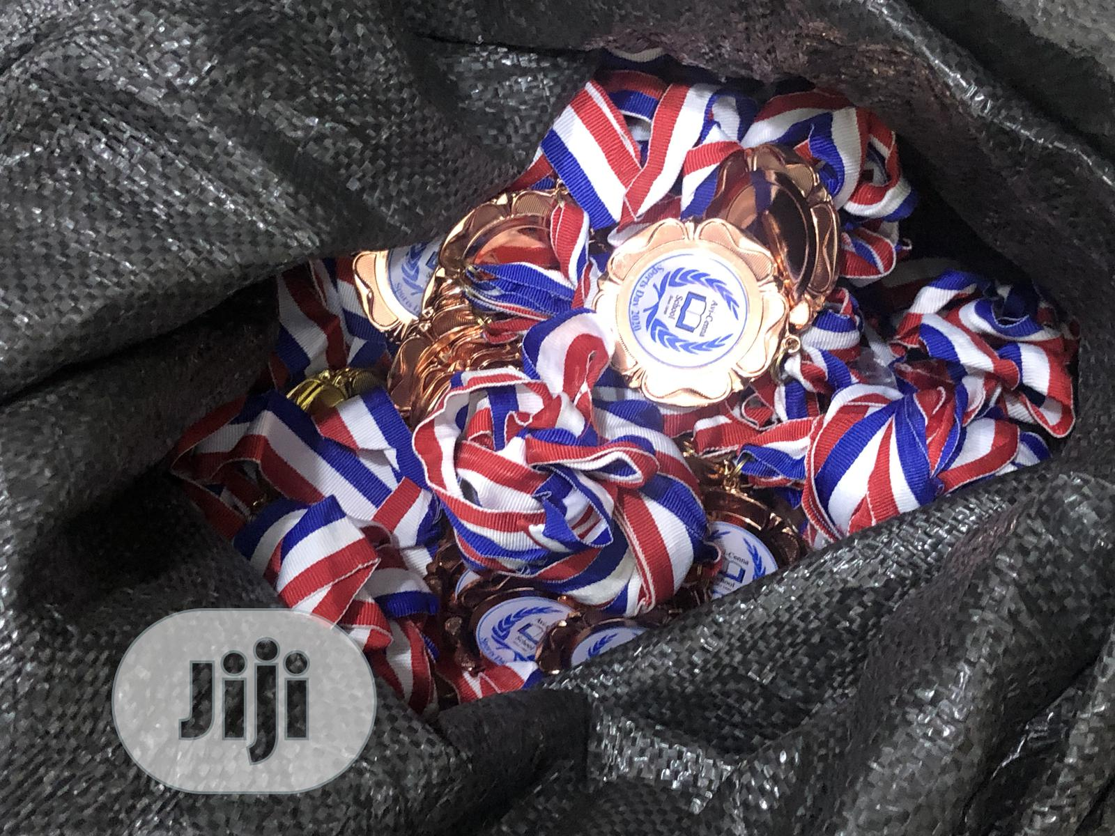 Medals With Printing