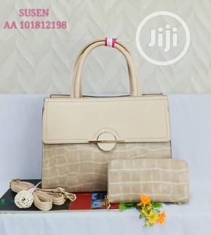 Susan Female Leather Handbag   Bags for sale in Lagos State, Amuwo-Odofin
