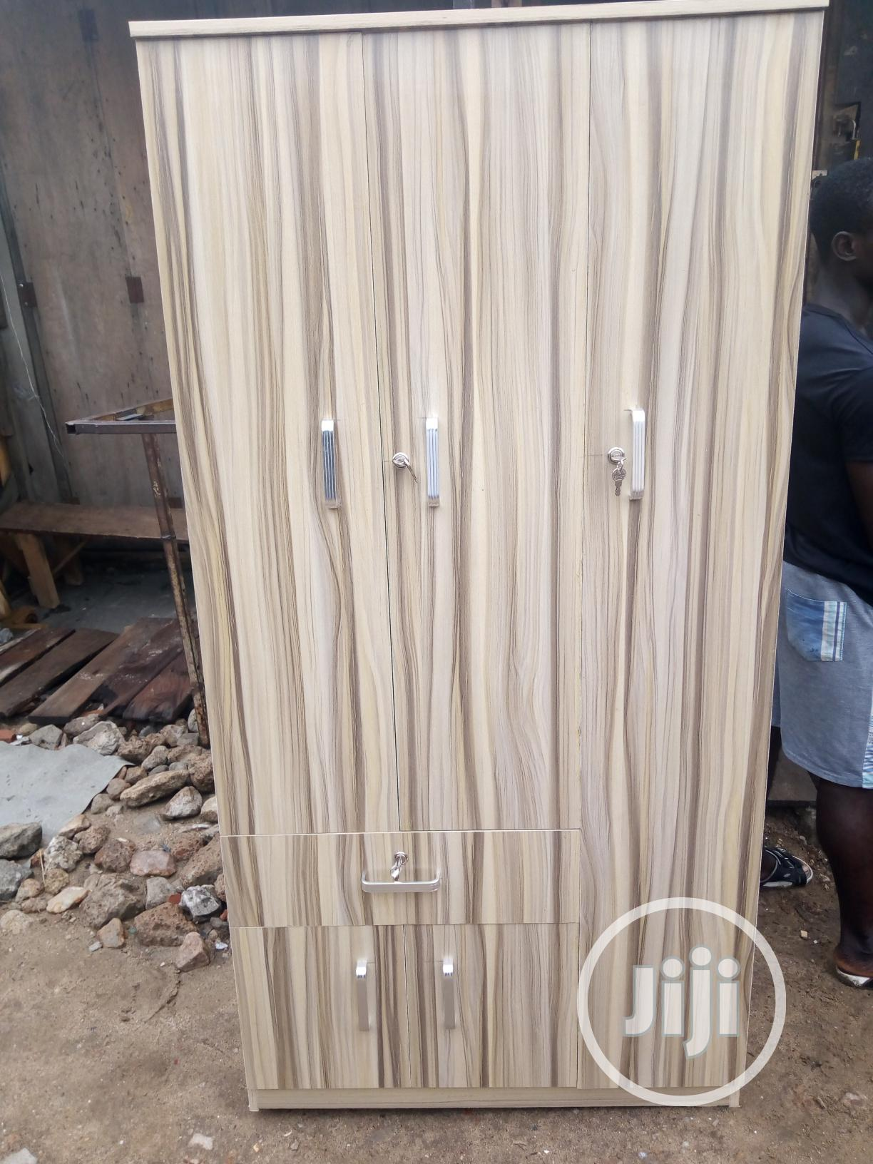 6ft X 3ft Wardrobe   Furniture for sale in Isolo, Lagos State, Nigeria