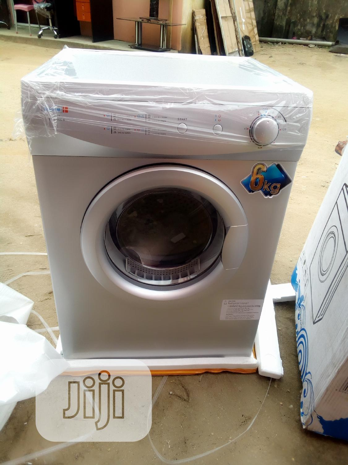 Scanfrost Drying Machine