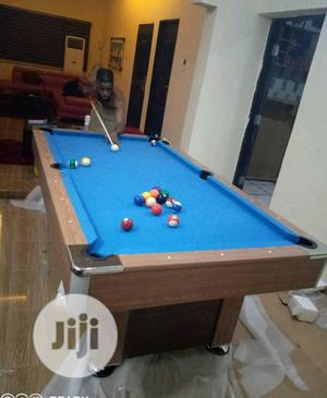 Foreign Snooker Board With Complete Accessories | Sports Equipment for sale in Lagos State, Victoria Island