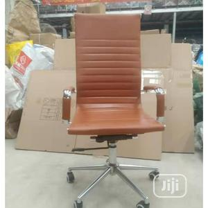Prime Executive Office Chair Brown | Furniture for sale in Lagos State, Epe