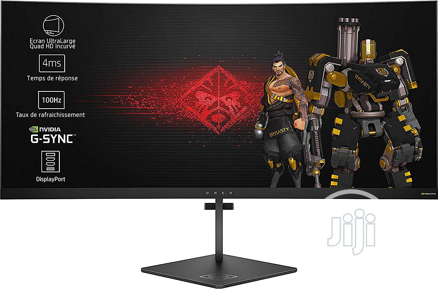 Archive: OMEN X By HP 35-inch Ultra WQHD Curved Gaming Monitor