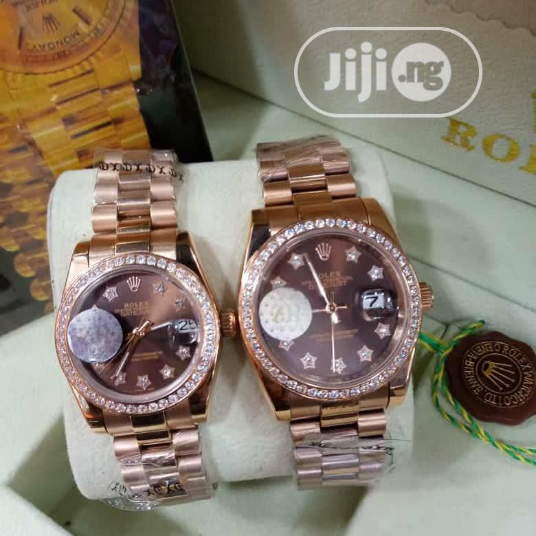 Rolex Wristwatches Mechanical