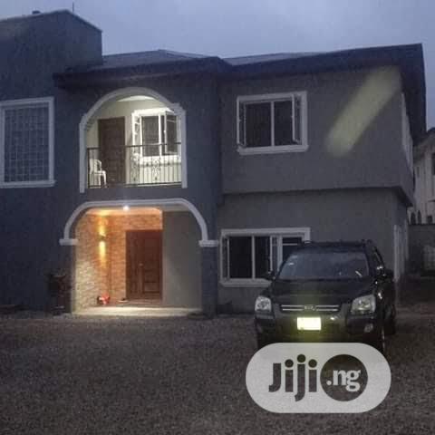 4 Bedroom Duplex At Oluyole Estate Ibadan