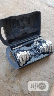 20kg Dumbell With Case | Sports Equipment for sale in Lagos State, Ikeja
