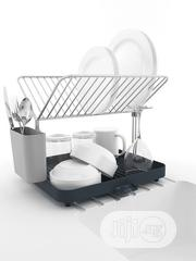Joseph Joseph Y-rack 2 -tier Dish Drainer - Grey | Kitchen & Dining for sale in Abuja (FCT) State, Apo District