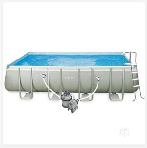Intex Ultra Frame Swimming Pool | Sports Equipment for sale in Lagos State, Surulere